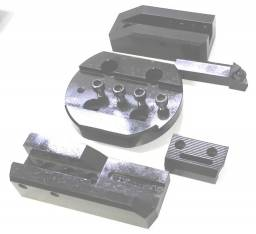 Cabeçote de Mandrilhar 220-350 mm