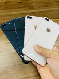 Iphones > 8 plus gold / preto [Seminovos] / Vendas por *WhatsApp