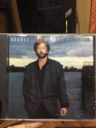 Eric Clapton - 3 álbuns importados