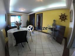 Apartamento de 2 quartos mobiliado na Praia do Morro