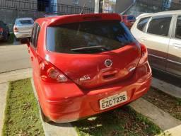Carro tiida 1.8 s 2012