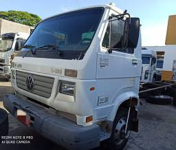 VW 8-150 Worker 2005 Chassi