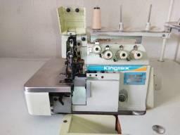 Máquina interlock - kingtex (Melhor preço)