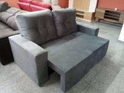 Sofa pronta entrega parcelo no cartao