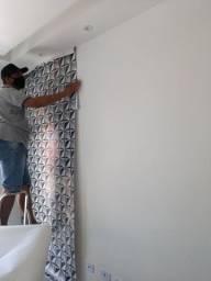 Título do anúncio: Papel de parede vinil personalizado