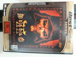 Cd-Jogo de PC Diablo 2