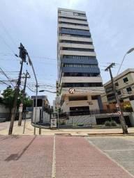 Apartamento com 4 dormitórios para alugar, 260 m² por R$ 1.600,00/mês - Meireles - Fortale
