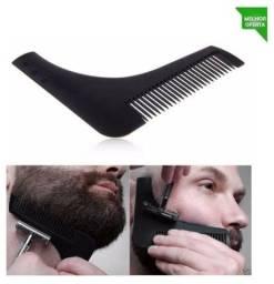 Pente Modelador de Barba Facial