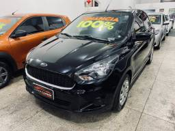 FORD /KA 2018 FINANCIA 100% (LINDO CARRO )