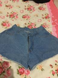 Título do anúncio: Short godê jeans