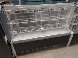 Vitrine refrigerada 1,40 gelopar pronta entrega *douglas