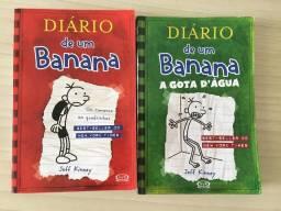 Livros da coleção Diário de um Banana