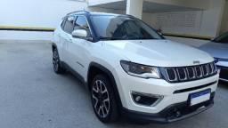 Título do anúncio: Jeep Compass Limited High Tech Branco Pérola 2.0 Flex