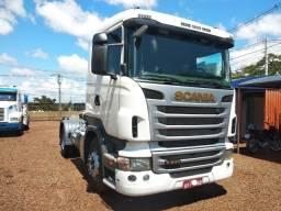 Scania R400 4x2 2012 Unico dono, pneus novos.