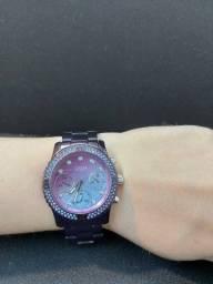 Relógio Feminino Guess Roxo