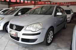 Volkswagen polo sedan 2007 1.6 mi 8v flex 4p manual