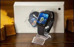 Smartwatch HW16 faz ligação Lançamento 2021 - Novo e Original - Relógio Inteligente HW16