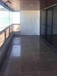 Excelente Apartamento na Avenida Boa Viagem   400 Metros   4 Suites   4 Vagas  