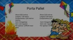 Kit Porta Pallet