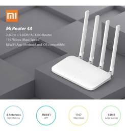 Roteador Wifi Xiaomi Mi Router 4a Branco - Original