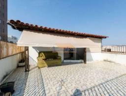 Título do anúncio: Cobertura à venda com 3 dormitórios em Caiçara, Belo horizonte cod:46741