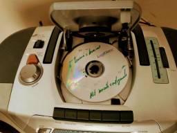 Título do anúncio: Rádio Philips toca CD