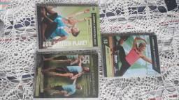 Título do anúncio: CD E DVD ORIGINAIS LESMILLES