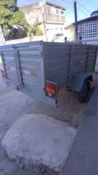 Carrosa de reboque 4.500