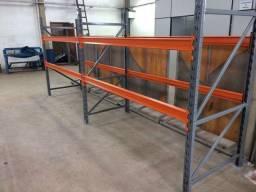 Porta pallets - Estruturas para armazenagem pesada