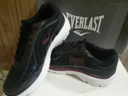 Tênis everlast novo!n:37//38valor:119$