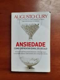 livro ansiedade de augusto cury
