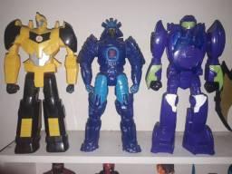 Bonecos Robôs Transformers