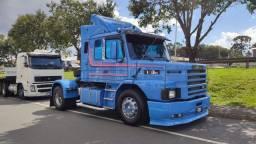 Scania T 113 360 4x2 Toco rodas Disco todo Restaurado!