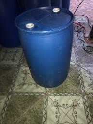 Título do anúncio: Tambor, Bombona, Galão, 200 litros Azul