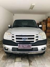 Título do anúncio: Ford ranger xlt 2010 completa gasolina/gnv