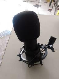 Título do anúncio: Microfone Condensador BM800