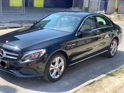 Título do anúncio: Mercedes C180 exclusive 2016 (34.000km única dona)