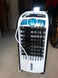 Título do anúncio: Vendo um climatizador de ar,novo com nota fiscal