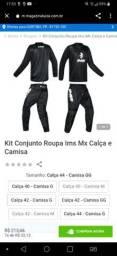 Kit conjunto de roupa
