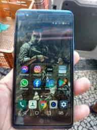 LG x power tela 5.2. 2 chip pelicula e suporte 2 Ram zero