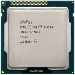 I3 3220, Socket 1155.