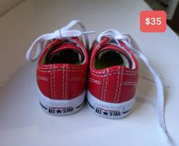 Tenis all star original $35 tam 19 zap *