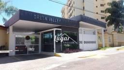Apartamento com 3 dormitórios para alugar, 73 m² por R$ 1.200,00/mês - Jardim Cristo Rei -