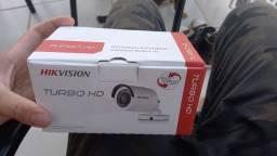 Camera HD instalada se vc tiver dvr