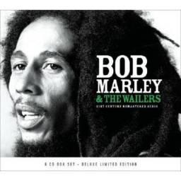 Coletânea Bob Marley e The Wailers usado