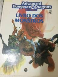 Livros RPG em bom estado de conservação