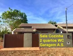 Casa nova Financia na Caixa no Minha Casa Minha Vida - Dourados MS