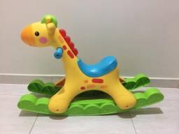 Girafa musical Fisher Price
