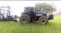Trator Agrícola New Holland Tm 7010