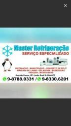 Master Refrigeração